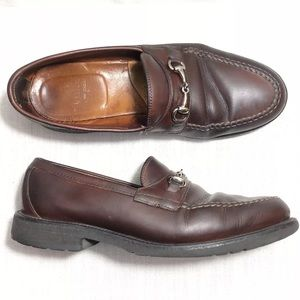 Alden Men's Shoes Horse Bit Loafer  10.5 B/D  Rare